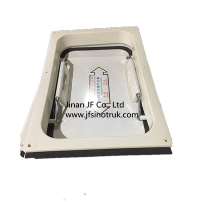 650A Yutong Bus อะไหล่รถ Safe Exit Skylight JF-019-025 686*460 Roof Hatch