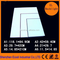 Low Price El Backlight,Mall Decorational Backlight - Buy Low Price ...