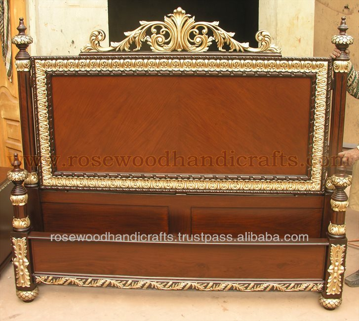 Pakistan Wooden Bed Set, Pakistan Wooden Bed Set Manufacturers And  Suppliers On Alibaba.com