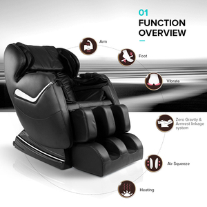 Travel Pain Relief Electronic Kneading Ball Massage Chair