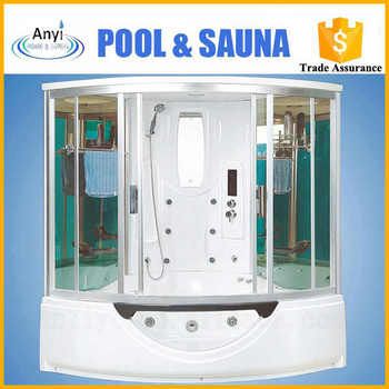 Charming Multi Function Althase Lowes Steam Shower