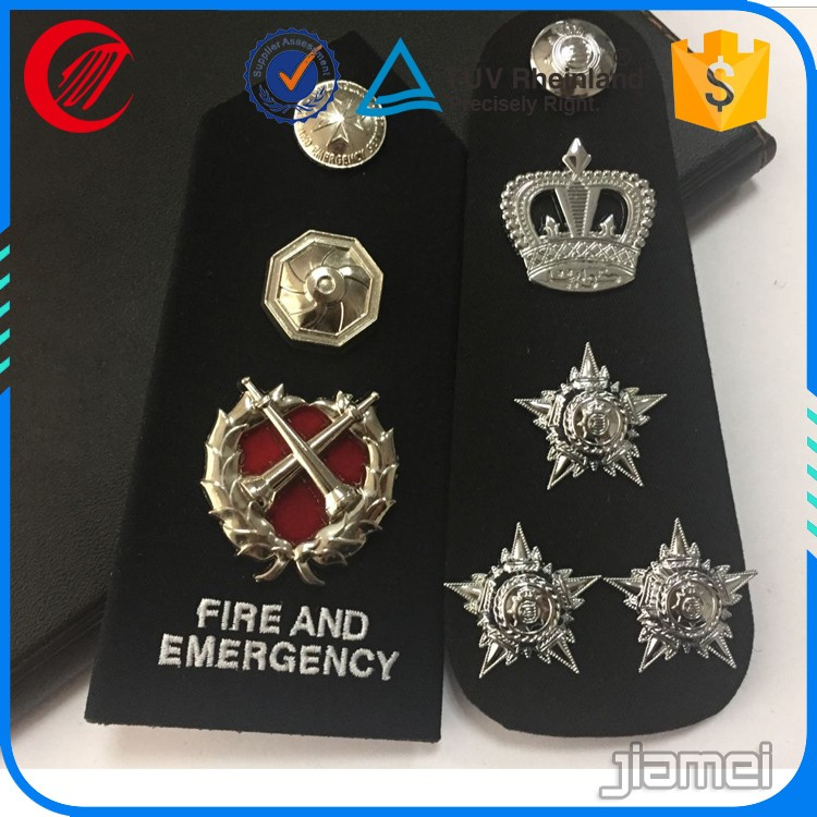 2016 wholesale factory price epaulettes pilot / shoulder board