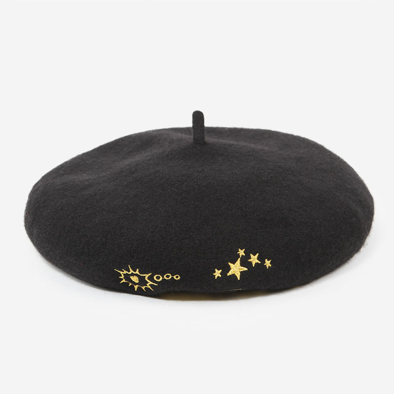 0b9287319 China embroidered beret wholesale 🇨🇳 - Alibaba