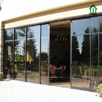 Wanjia Low Price Tinted Sliding Glass Doors Buy Tinted