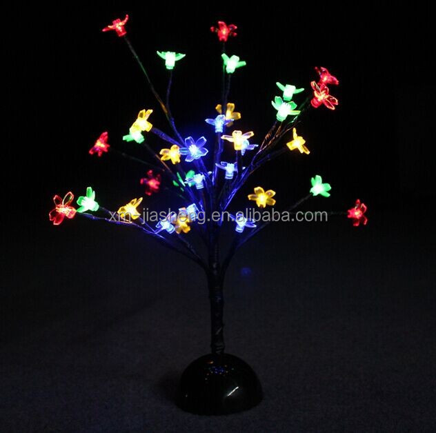 Eco-friendly low voltage led christmas tree light