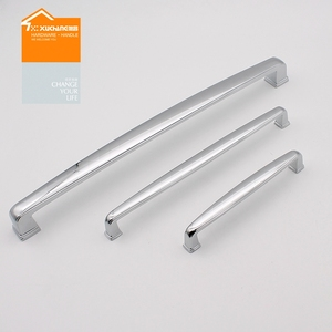 Factory supply high quality cabinet series simple style zinc alloy handle
