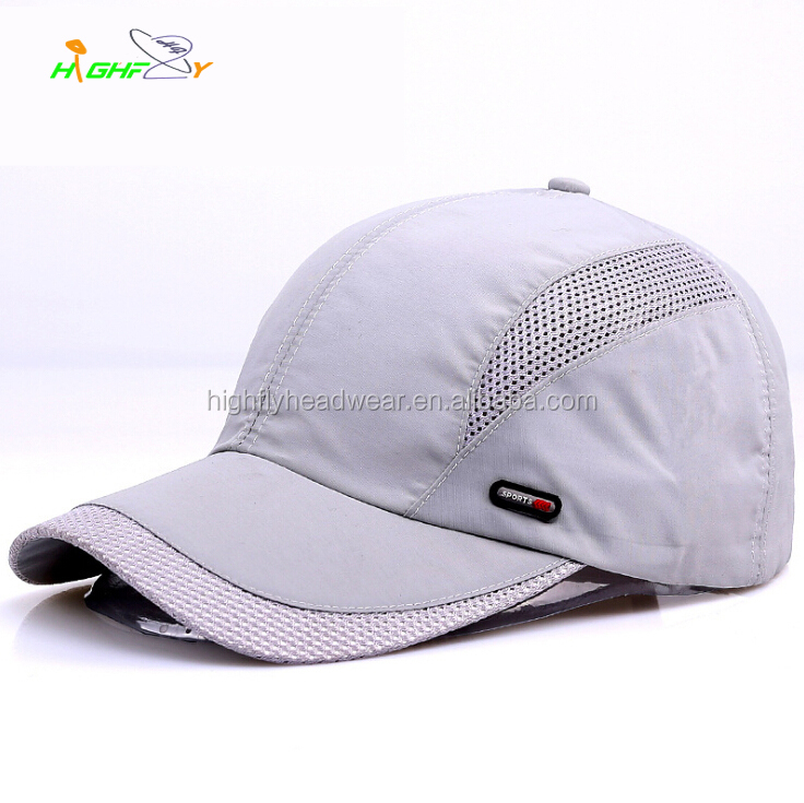 cheap promotional outdoor hiking curved baseball cap cycling hats racing hat with rubber patch caps