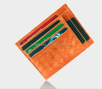 Fashion gentleman genuine leather woven bulk business card holder fashion gentleman genuine leather woven bulk business card holder colourmoves