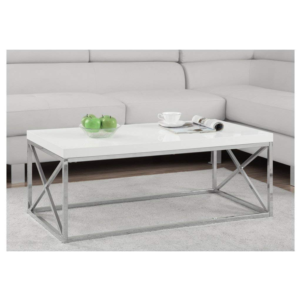 Indoor Multi-function Accent table Study Computer Home Office Desk Bedroom Living Room Modern Style End Table Sofa Side Table Coffee Table Metal Cocktail Table