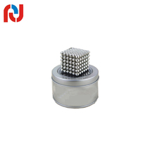 Neo cubo magnetico 216 <span class=keywords><strong>sfere</strong></span> <span class=keywords><strong>del</strong></span> <span class=keywords><strong>magnete</strong></span> 5mm
