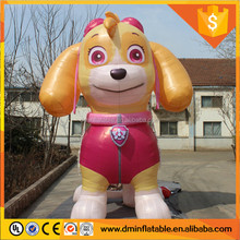 Wholesale inflatable dog for advertising / promotion C-434