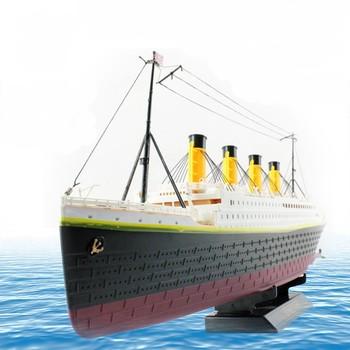 Alta Juguete Simulación Titanic Gran Juguetes Siglo Amor Rc Clásica Crucero Historia Buy 1 Modelo 325 Barco De 3d KJ3TclF1
