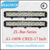 Wholesale with discount LED Bar For car A1 Series LED Bar 100W 17inch car Bar Made from C REE-XML-T6 with IP67