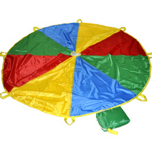 3.5M PARACHUTE GAMES FOR KIDS, 12FT GAME PARACHUTE FOR KIDS