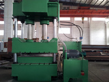 500 Tons Hydraulic power source Four Column presses for sheet metal drawing