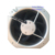 Low Vibration Value 8.86 inch Square Spindle Cooling Fan FJ22081MAB