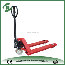 2.5 ton hand pallet truck with enclosure hydraulic pump 2 ton manual pallet