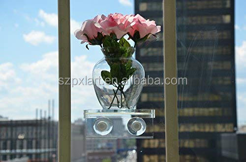 Small suction cup window frame, beautiful storage, used to decorate and pick up small items made in shenzhen
