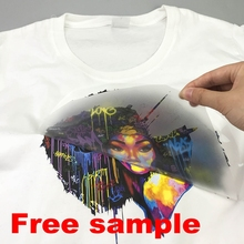 cheap custom screen printed plastisol heat transfer for t shirts