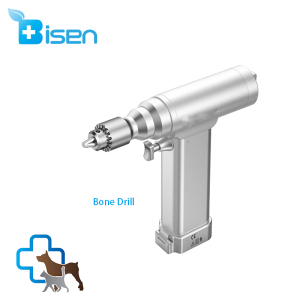 BS-0110 Joint Operation Electrical Surgical Screws Imported Motor Medical Bone Drill Instrument