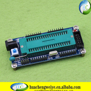 AVR microcontroller minimum system board ATmega16 minimum system version with copper column factory direct