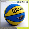Cheap and high quality pu leather laminated basketball , high quality basketball