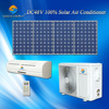 Family use 2016 newest 12000BTU 18000BTU DC48V 100% solar portable air conditioning unit