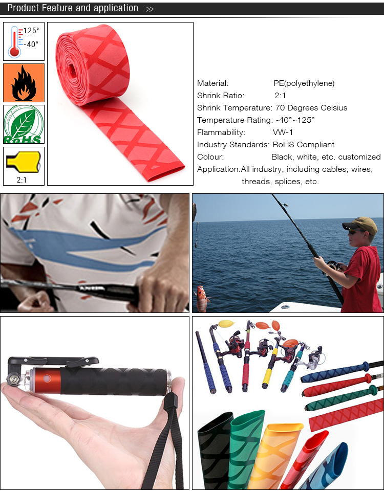 Flame retardant flexible fishing rod single wall hardware for Wall fishing tools