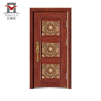 Classical Indian Style Front Entry Iron Door Design Buy Main