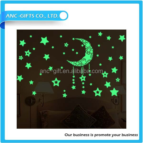 wall decoration led light sticker