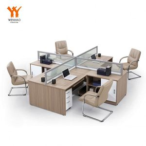 High quality home office workstation computer desk