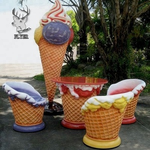 Ice Cream Chair And Table Supplieranufacturers At Alibaba