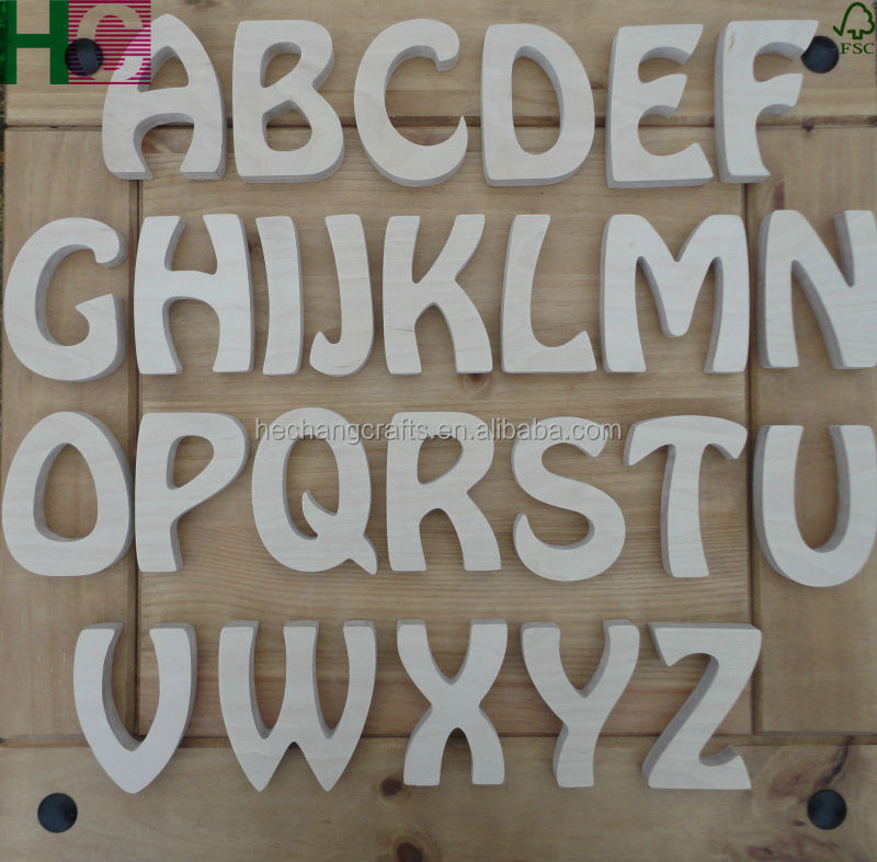 Hot Sale Wedding Used Wooden Letters Mrampmrs