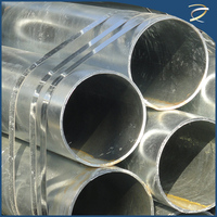 dn200 GI steel pipe thickness for class c with threaded ends