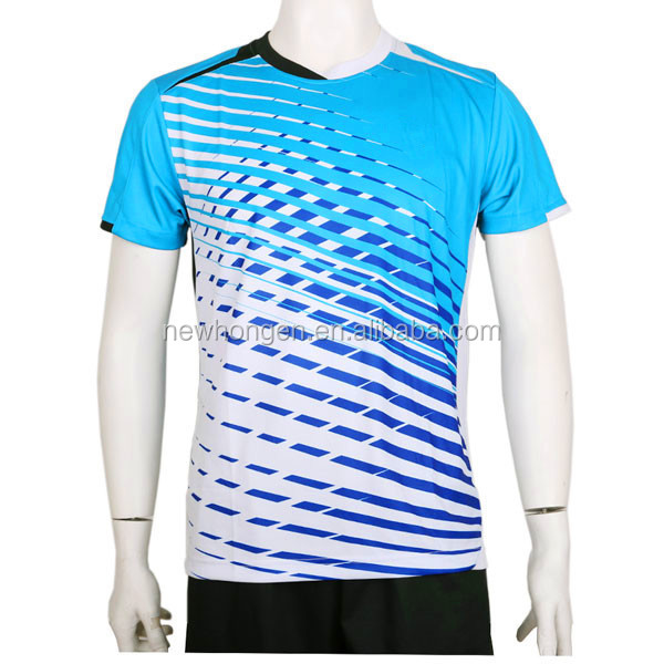 badminton jersey designs