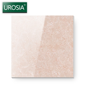 Shopping Mall Decorative Inside 600x600 floor tiles tanzania Wear  Resistance pink bright color ceramic tiles