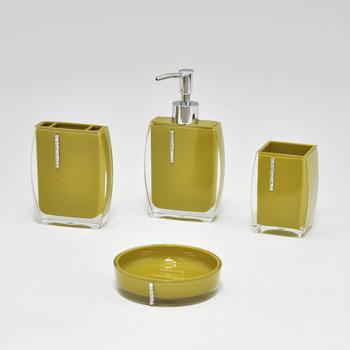 yellow bathroom accessories.  https sc01 alicdn com kf HTB1zX jftzJ8KJjSspkq6z