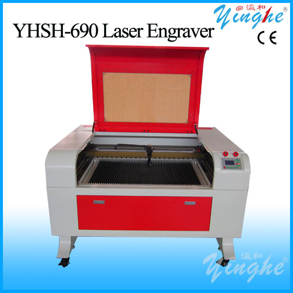 2014 new high quality large scale laser paper perforating machine