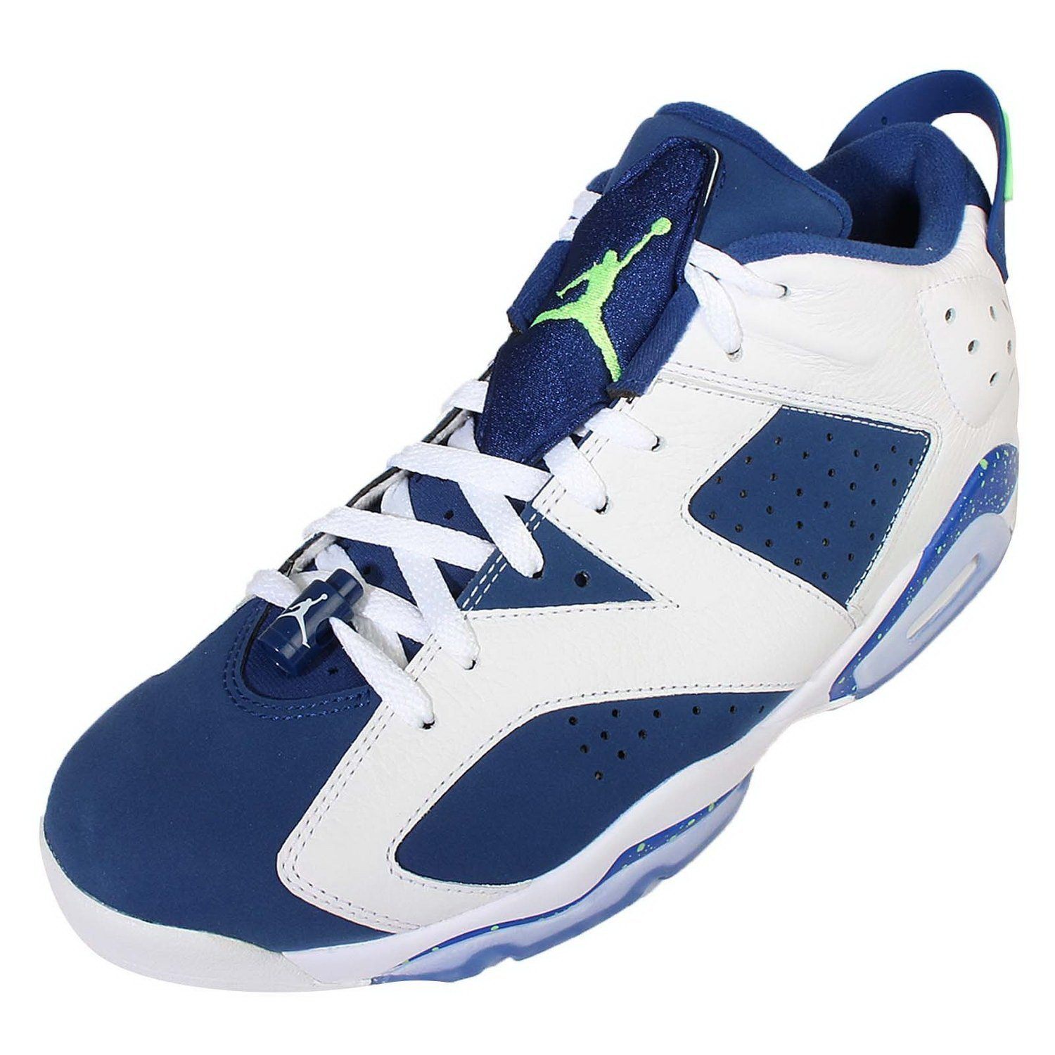 big sale db9eb 63a50 Get Quotations · AIR JORDAN 6 RETRO LOW Mens sneakers 304401-106