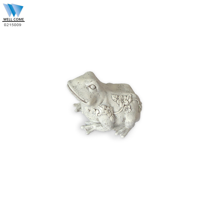 Ceramic Animals Garden Decoration White Leap Frog Product On Alibaba
