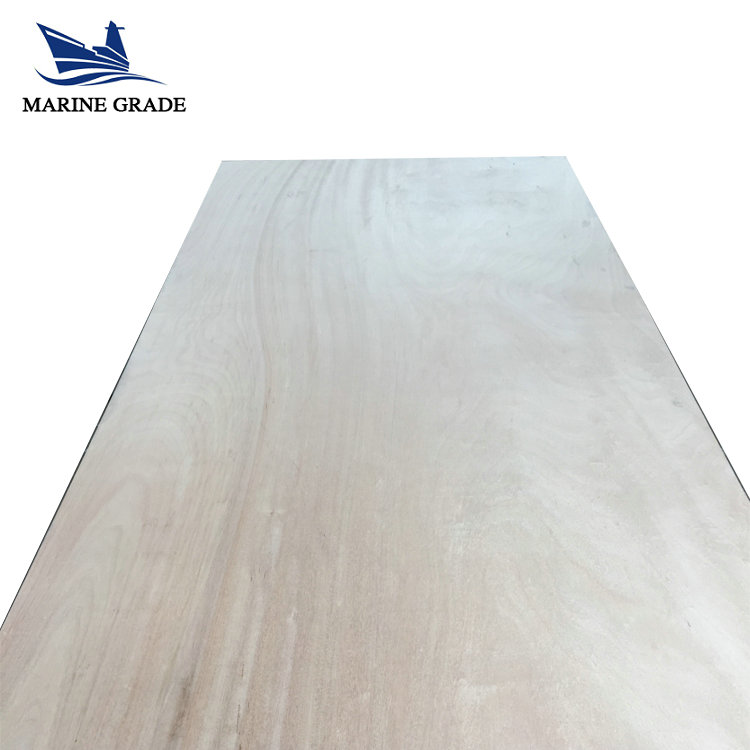 Plastic poplar bendable plywood lowes with high quality