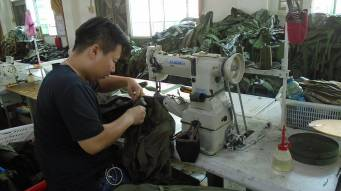 High-Head Sewing