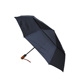Customized easy sun parasol windproof folding umbrella with straight handle