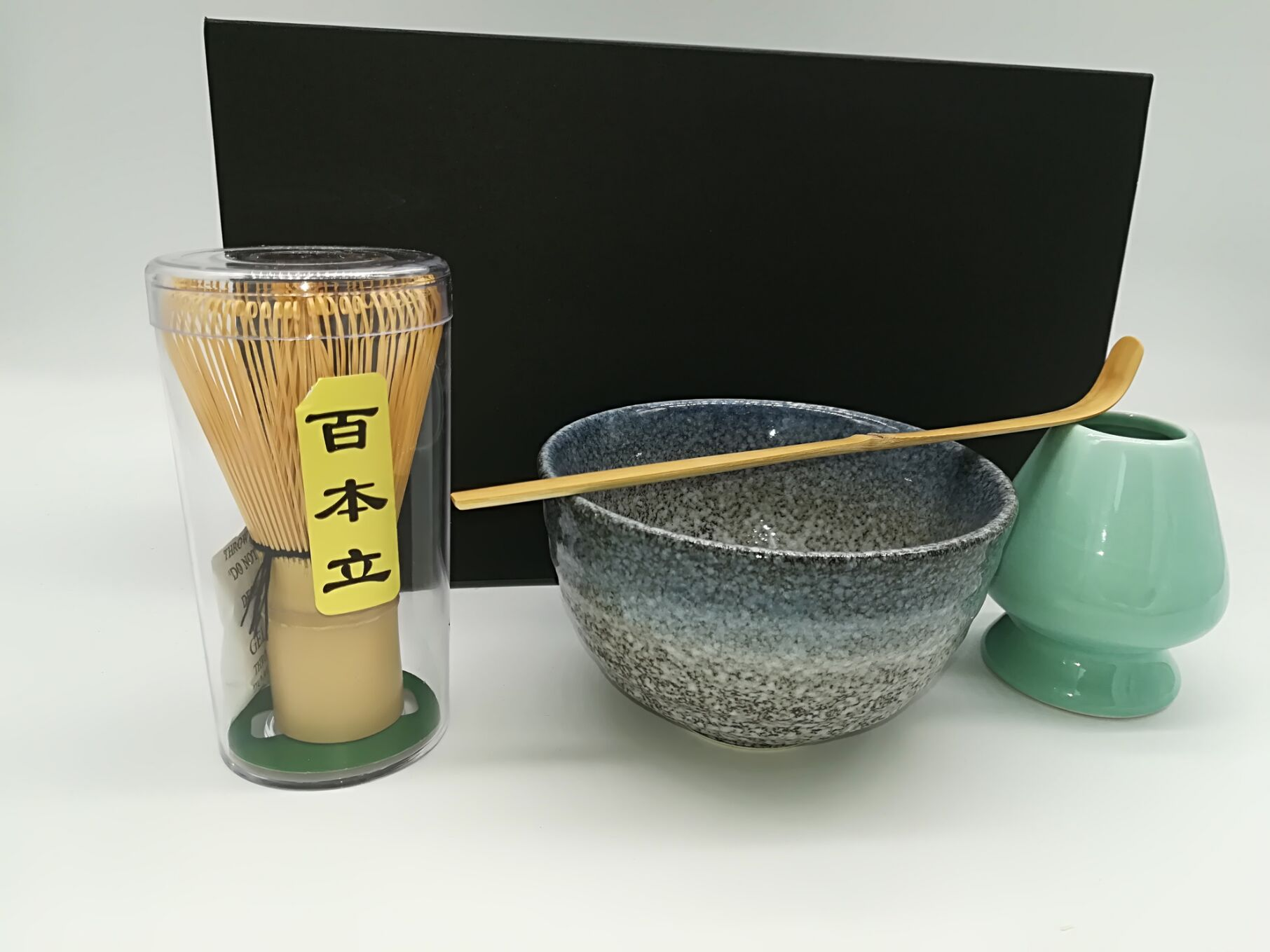 Matcha Accessories Giftbox Supporting OEM Packing and Printing