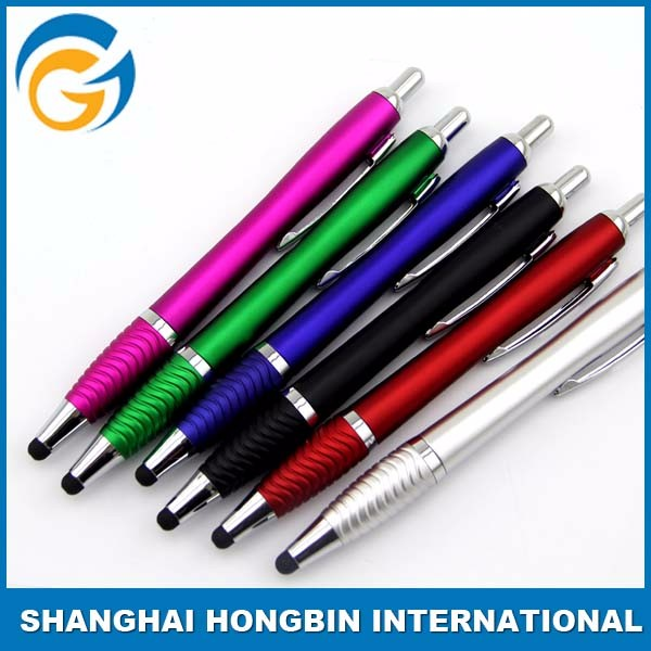 Customised Backpack Pull Out Flag Pens Banner Pen for School