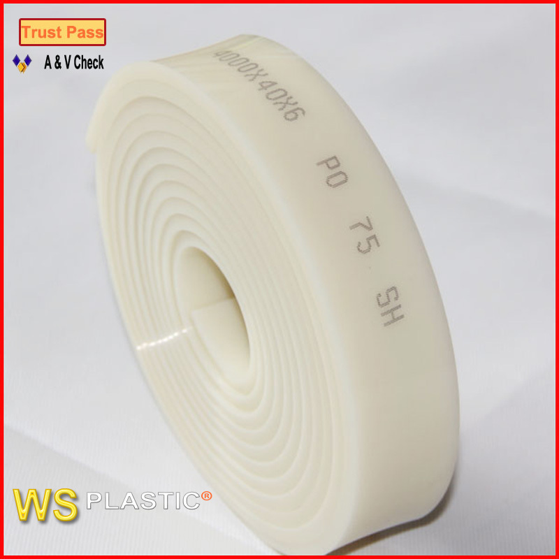 polyurethane wear strip