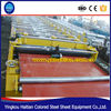 corugated steel plates machine/Roof Panel Rolling Forming machine /trapezoid profile iron sheet metal tile machine