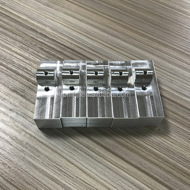 Precision machined parts cnc milling machining service, stainless steel block machined parts custom fabrication