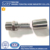 High Quality Female Thread Barb Hydraulic Stainless Steel Hose Ferrule For Oil Gas Water Industrial