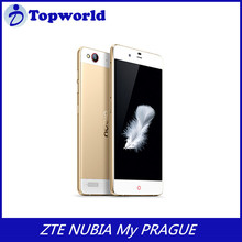 NEW!!! ZTE 5.2 Inch FHD Screen Nubia UI 3.0 Qualcomm Snapdragon Octa Core 16GB/32GB 13.0MP ZTE Nubia My Prague mobile phone